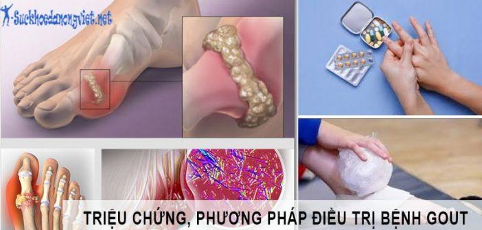 Dấu hiệu nhận biết và cách điều trị bệnh gout