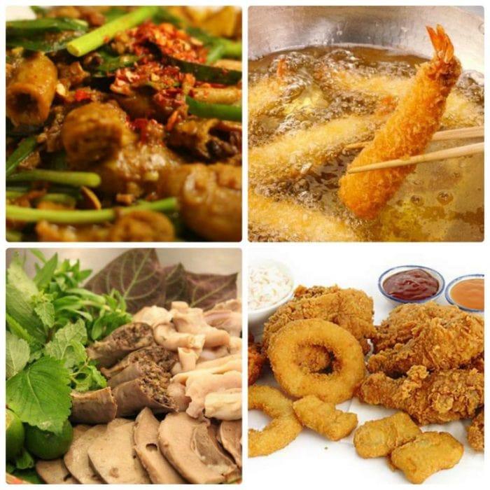 Thực phẩm người bệnh viêm gan B không nên ăn