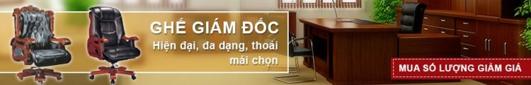 ghế giám đốc Đức Khang tốt cho sức khỏ