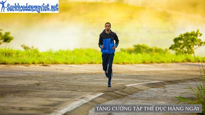 Tập thể dục buổi sáng sẽ giúp bạn khỏe mạnh cả ngày