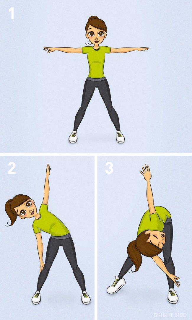 Những bài tập thể dục buổi sáng dành cho phụ nữ tuổi 50 7