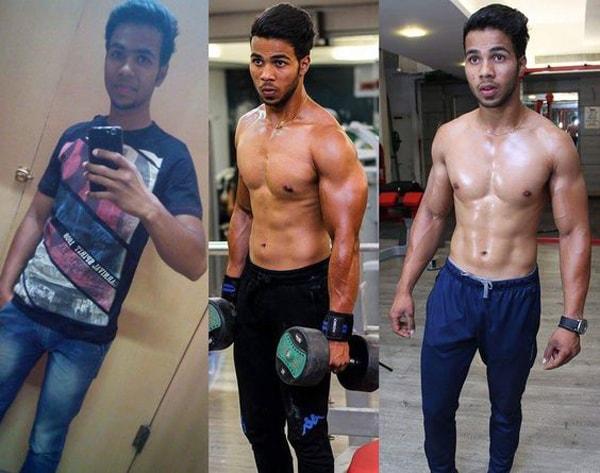 Cách tập gym cho người gầy tăng cân hiệu quả nhất