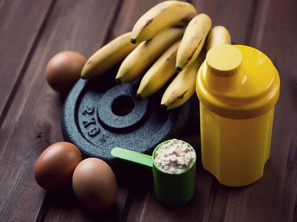 Muốn tập gym có hiệu quả, chế độ ăn uống có ảnh hưởng rất lớn
