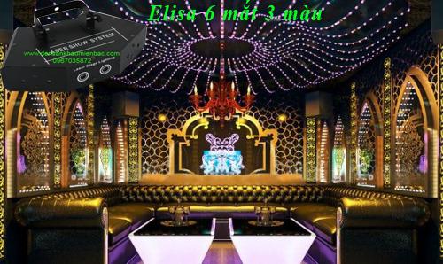 5 loại đèn sân khấu phòng hát karaoke hay dùng nhiều nhất. 4