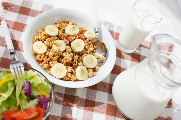 Gợi ý chế độ ăn dành cho người tập gym giảm cân