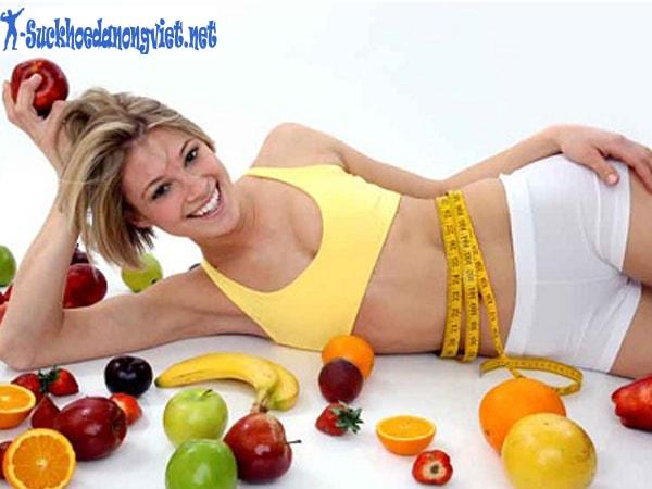 Chế độ dinh dưỡng cho người tập gym muốn giảm cân