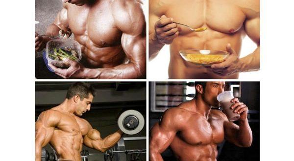 Kết quả hình ảnh cho ăn uống tập gym tăng cân