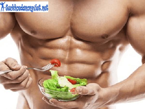 Ăn gì sau khi tập gym?
