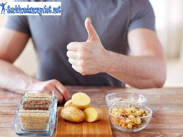 Lưu ý về chế độ ăn cho người tập gym