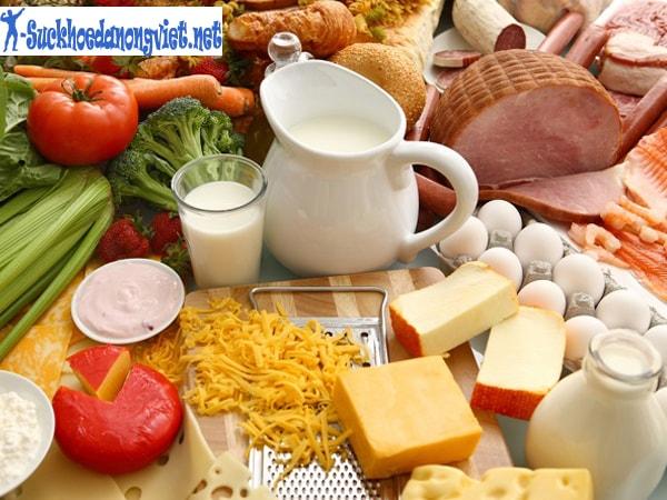 Không được cắt bỏ chất dinh dưỡng quan trọng khi tập thể hình