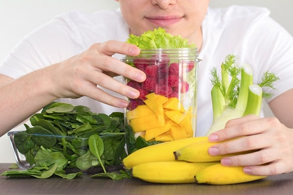 Chế độ ăn uống lành mạnh hợp lý