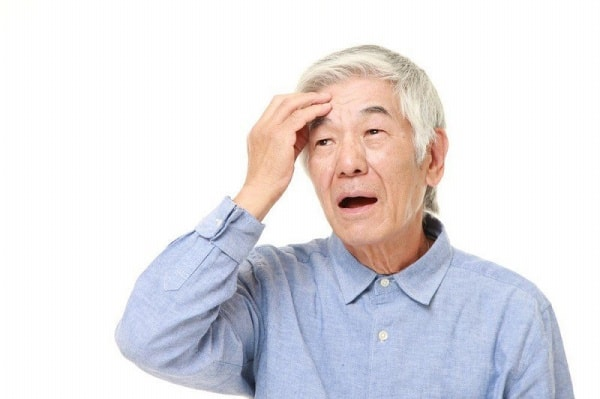 Người già dễ có nguy cơ mắc bệnh teo não 1