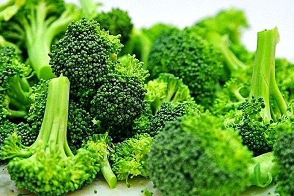 Súp lơ xanh chứa nhiều vitamin A rất tốt cho nam giới