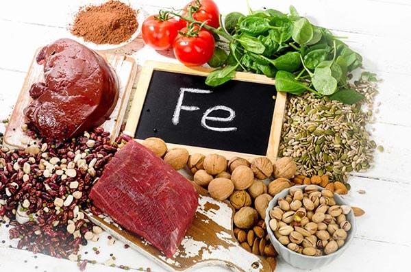 Chế độ dinh dưỡng và vận động dành cho người bị thiếu máu 4