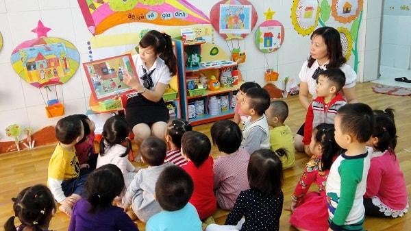 Phương pháp giảng dạy tốt sẽ giúp trẻ hứng thú học tập