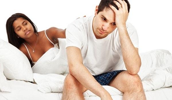 Nguyên nhân nào dẫn tới rối loạn cương dương ở nam giới?