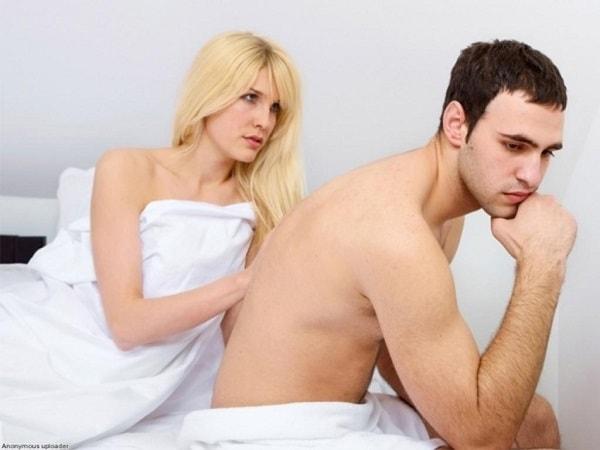 Những dấu hiệu cảnh báo bệnh rối loạn cương dương ở nam giới