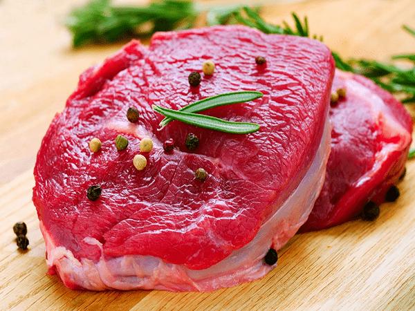 Thịt đỏ tốt cho tinh trùng nam giới