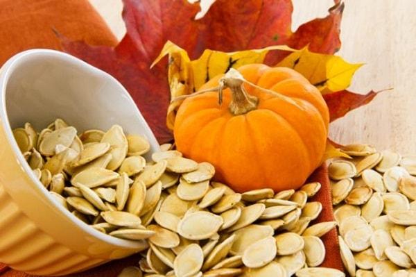 Hạt bí ngô tốt cho sức khỏe sinh sản nam giới