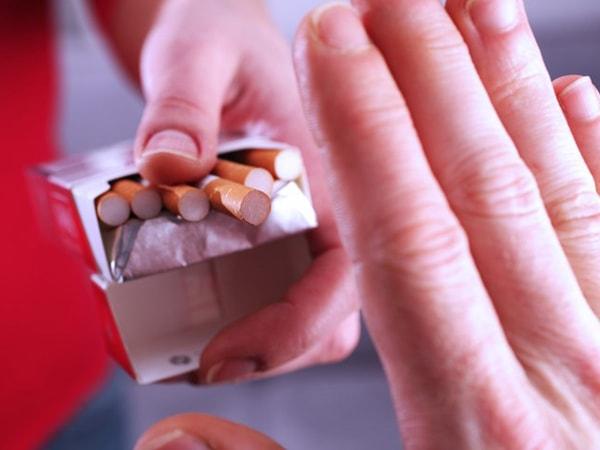 Nói không với thuốc lá nếu muốn tăng khả năng thụ thai