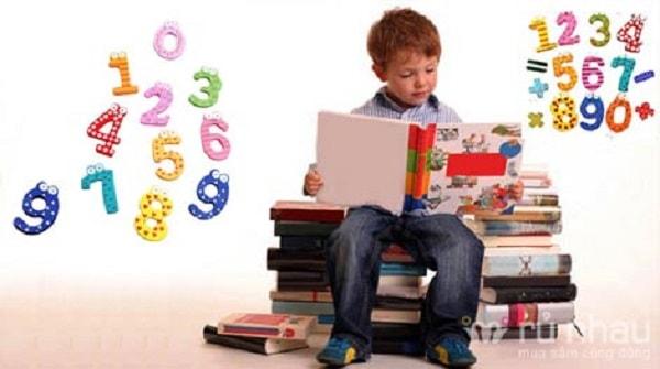 Làm nhiều bài tập sẽ giúp trẻ nhớ lại kiến thức đã học