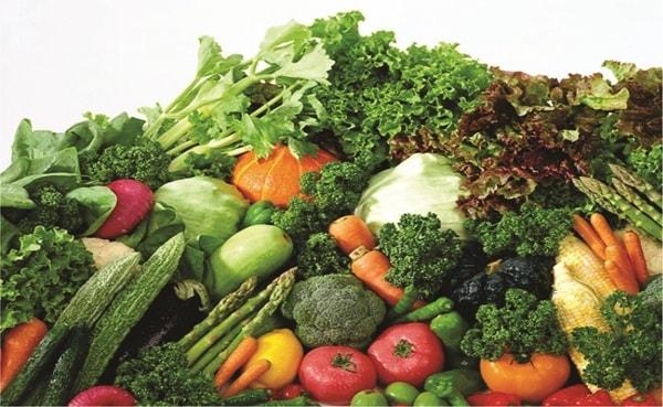 Ăn nhiều rau củ quả sẽ tăng cơ hội sinh con trai nhiều hơn