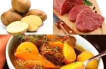 cách nấu canh khoai tây