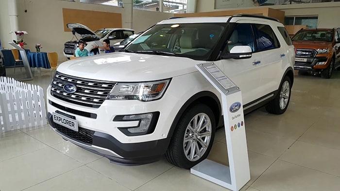 Phiên bản Ford Explorer 2019