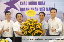 Các loại hoa ý nghĩa chúc mừng ngày doanh nhân Việt Nam