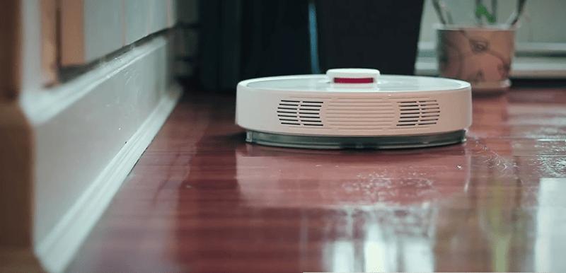 Tính năng lau nhà của Robot hút bụi Xiaomi Roborock Gen 2