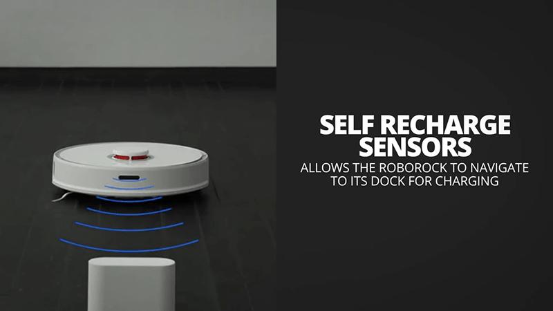 Tính năng Smart Control của Robot hút bụi Xiaomi Roborock Gen 2