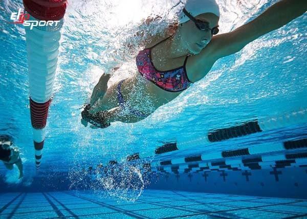 Hướng dẫn cách bơi tự do (bơi sải) tăng chiều cao