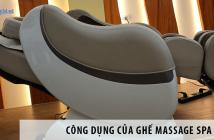 Công Dụng Của Ghế Massage Spa