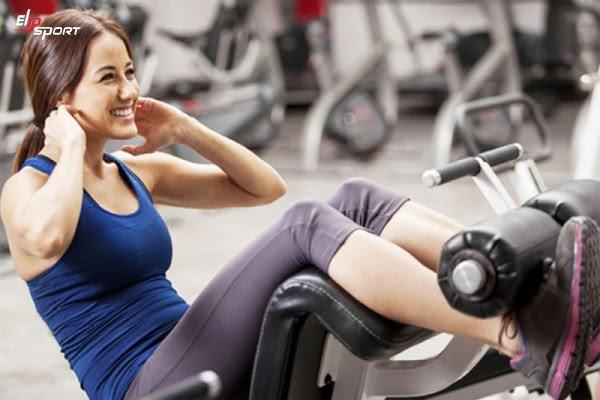Tập Gym là cách để có thân hình chuẩn hữu hiệu nhất