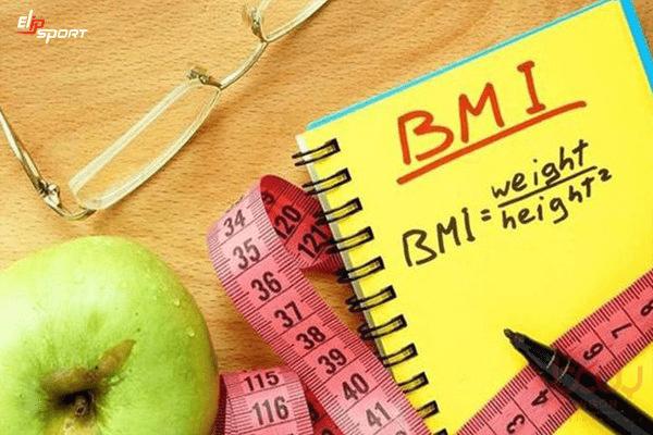 Chỉ số cơ thể là điều cơ bản nhất khi bước vào lịch trình giảm mỡ thon eo