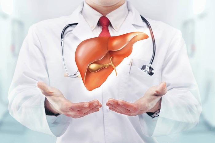 Glutathione có tác dụng làm giảm tổn thương cho tế bào gan