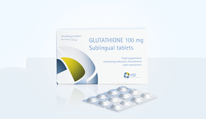 Viên ngậm dưới lưỡi Glutathionegiúp bổ sung Glutathione hiệu quả, an toàn và nhanh chóng